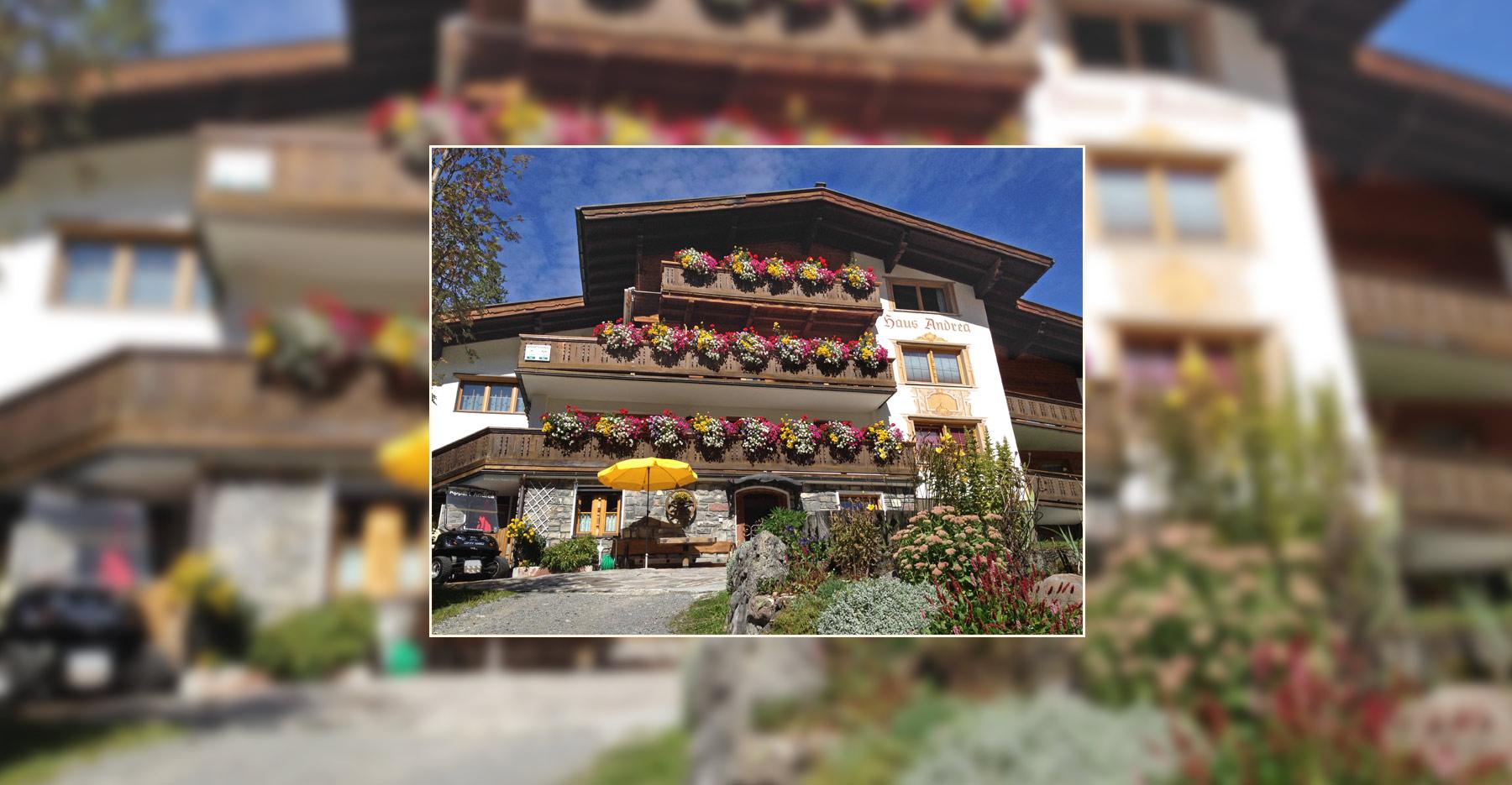 Lech Sommer Bilder - Schneehöhen - Appartements Andera - Lech am Arlberg